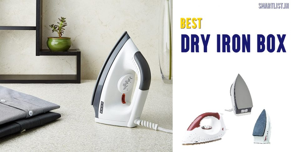 Best Dry Irons to Buy in India
