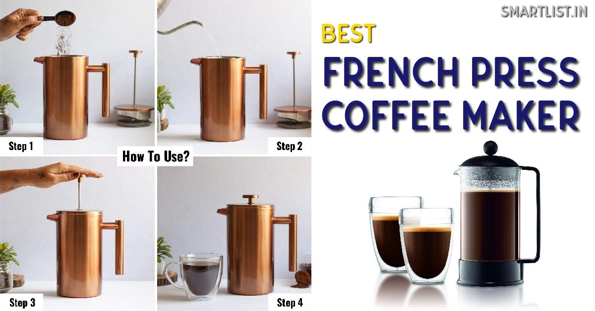 Best French Press Coffee Maker Machines