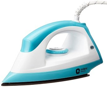 Orient Electric 1000-Watts Dry Iron